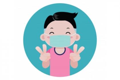 Protective mask (respirator) KN95 (100 pcs set)