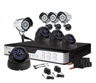 Ready-made CCTV kit