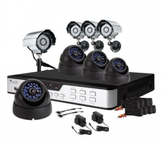 Ready-made CCTV kit