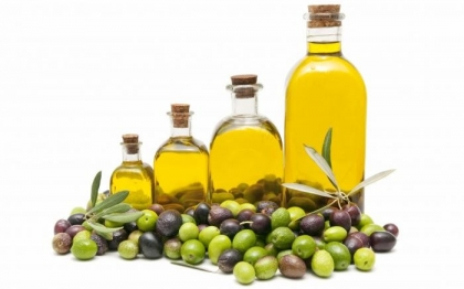 Extra virgin olive oil TRIBUNJ in a tank of 1,000 liters