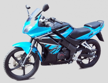 Motorcycle JAGUAR YX200-CS