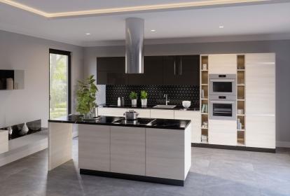 Kitchen Bianca II