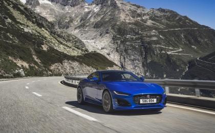 Jaguar F-Type Car